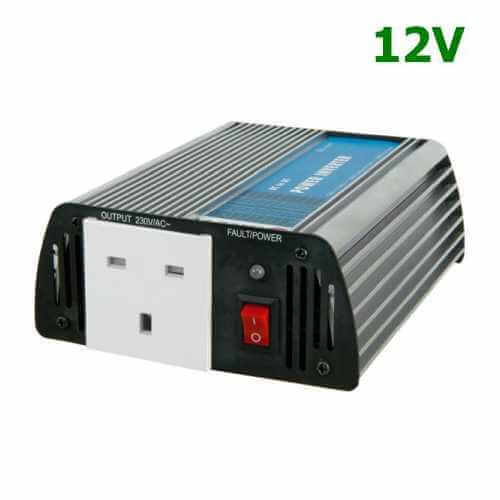 Power Inverter 12V to 230V | Regulated Modified Sine Wave | Quasar