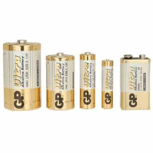 Alkaline Batteries | Quasar Electronics UK