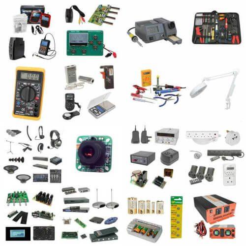 Product Categories Index | Quasar Electronics UK