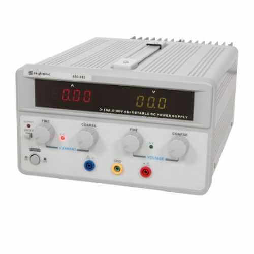 Benchtop Power supply UK | Electrical Power | Quasar Electronics
