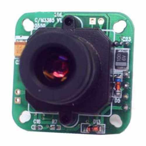 CMOS Camera Module | Digital Monochrome Colour CCIR NTSC EIA | Quasar