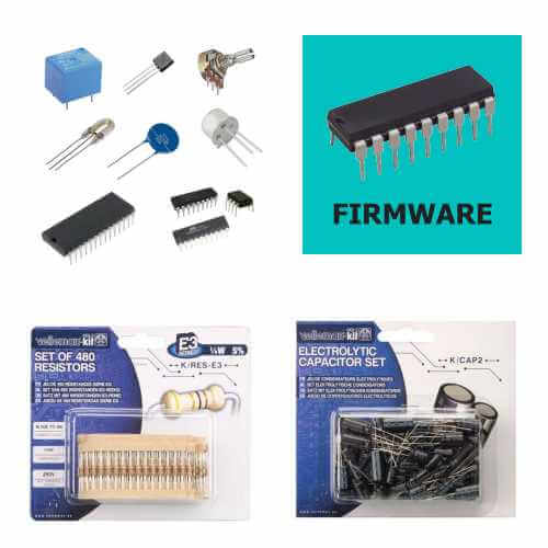Electronic Component Categories | Quasar Electronics UK