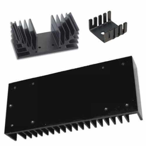 Velleman Pre-Drilled Heatsinks | Quasar UK