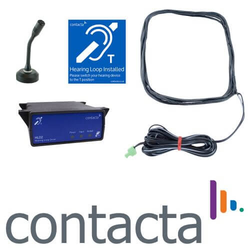 Contacta Hearing Loop Systems | Professional Audio | Quasar Electronics