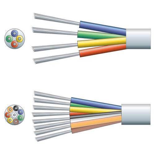 Economy Alarm/Signal Cable Range | Quasar Electronics