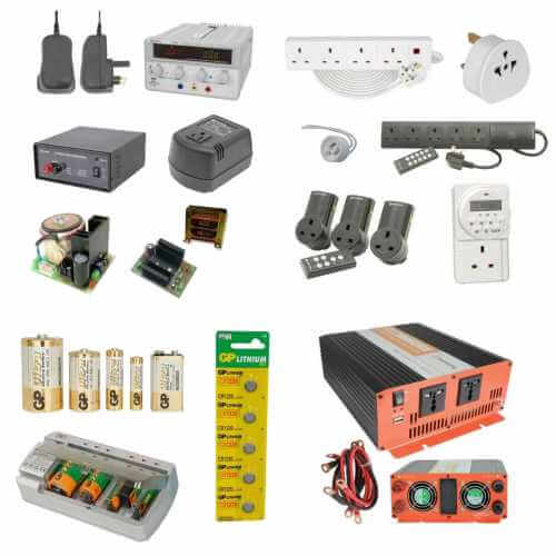 Electrical Power Equipment Ranges | Quasar Electronics