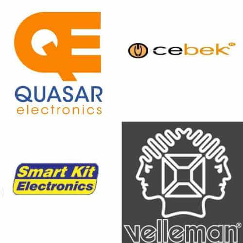 Electronic Project Kits and Modules Index by Manufacturer | Quasar