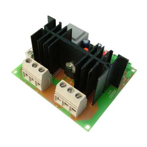 AC Motor Speed Controller Circuit Boards