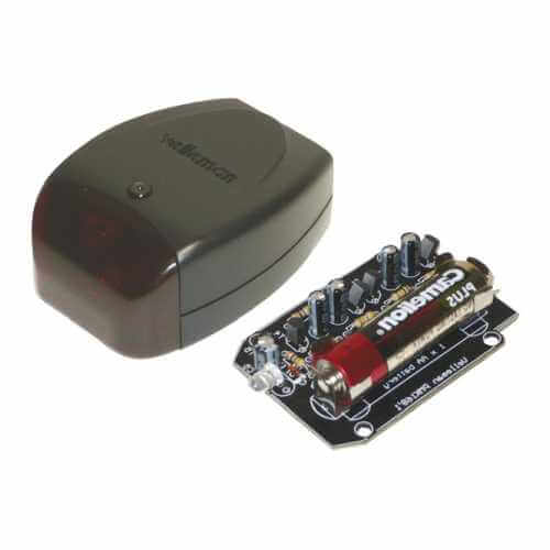 Alarm System Siren Flasher Electronic Project Kits Modules