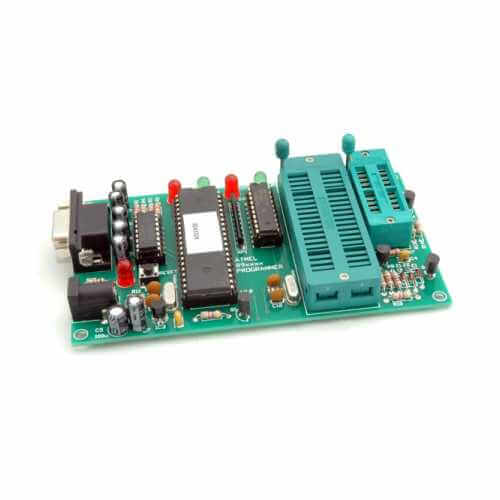 Atmel Programmer Kits Projects Modules | Quasar Electronics