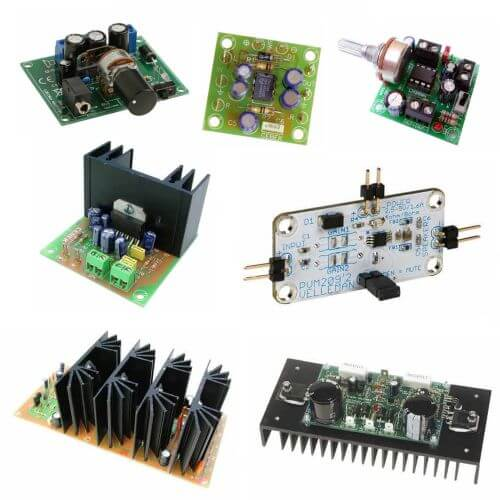 Audio Amplifier Kits