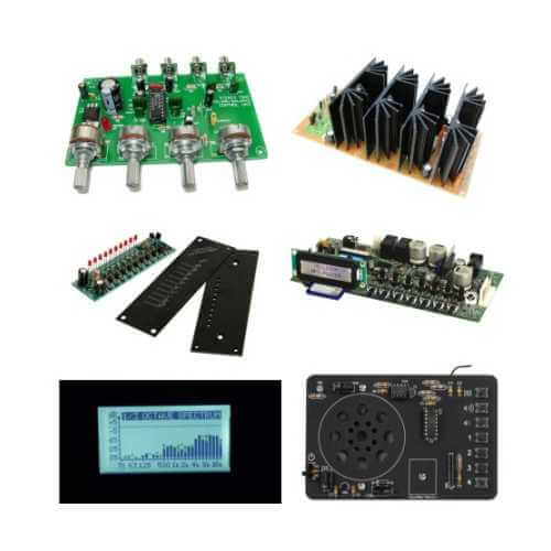 Audio Electronic Electronic Project Kits and Modules | Quasar