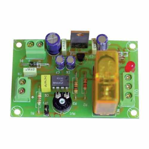 Audio Frequency Activated Relay Board Kits