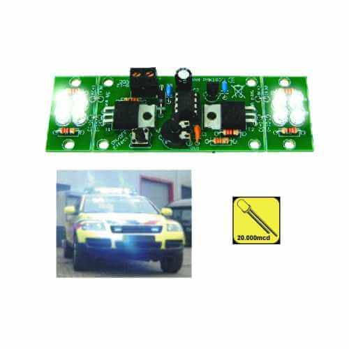 Lighting EffectsAutomotive Electronic Project Kits Modules | Quasar
