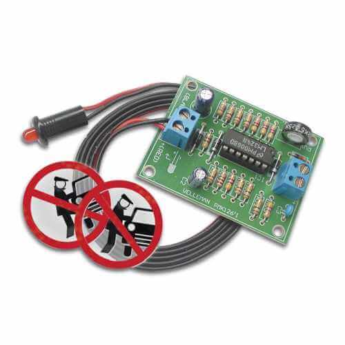 SecurityAutomotive Electronic Project Kits Modules | Quasar