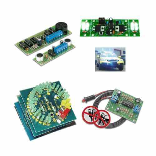 Automotive Electronic Project Kits Modules | Quasar