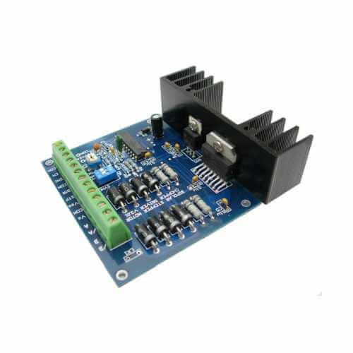 Bipolar Stepper Motor Driver Circuit Boards