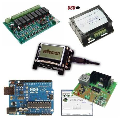 Computer Project Electronic Project Kits Modules | Quasar