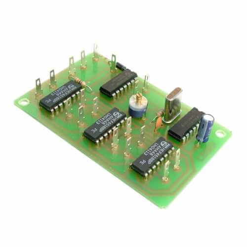 Crystal Controlled Time-Base Generator Boards