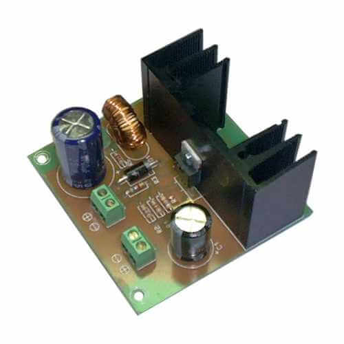 DC-DC Step Down Voltage Converter Project Kits Modules | Quasar