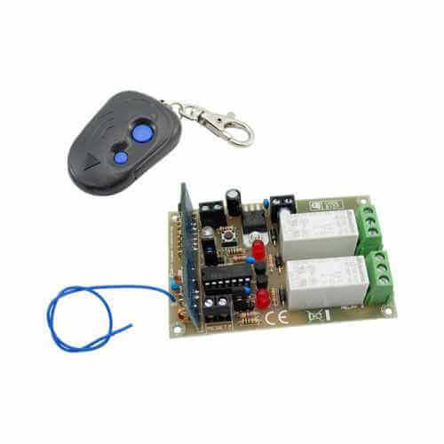 DC Motor Revsering Electronic Project Kits Modules | Quasar