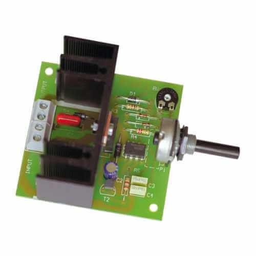 DC Motor Speed Controller Circuit Boards