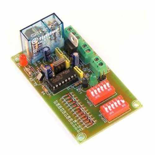 Delay Timer Circuit Boards | Electronic Project Kits and Modules