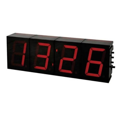 Digital Clock Electronic Project Kits Modules | Quasar