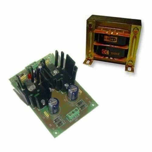Symmetrical Dual Polarity Power Supplie Electronic Project Kits Modules | Quasar