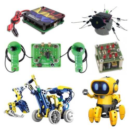 Educational Tutorial Electronic Project Kits Modules