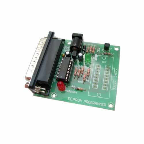 Eeprom Programmer Electronic Project Kits Modules | Quasar