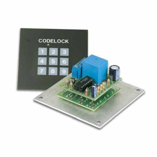 Electronic Lock Electronic Project Kits Modules | Quasar Electronics