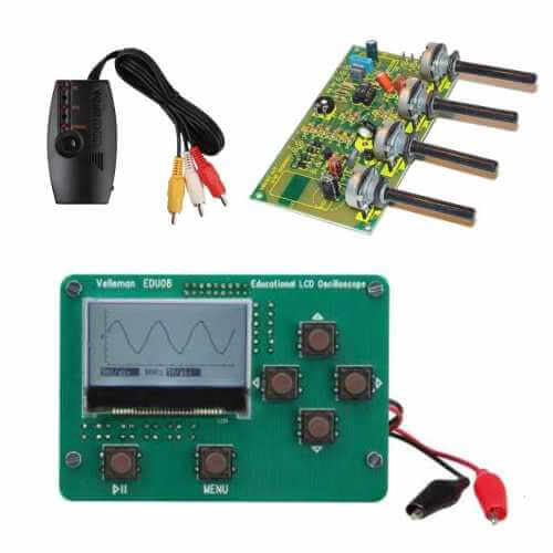 Electronic Test Equipment Project Kits Modules | Quasar Electronics