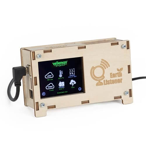 Environmental Measuring Instruments Electronic Project Kits Modules | Quasar
