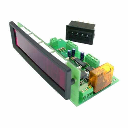 LED and LCD Event Counter Board Electronic Project Kits and Modules