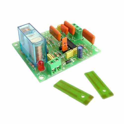 Fluid Level Sensor Board Electronic Project Kits Modules | Quasar