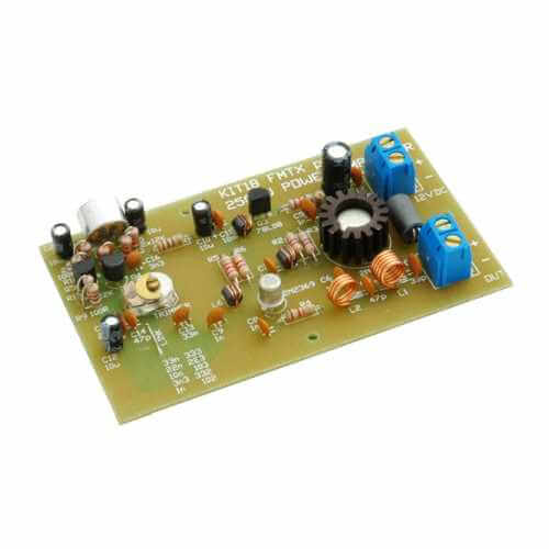 FM Transmitters Surveillance Bug Electronic Project Kits Modules | Quasar