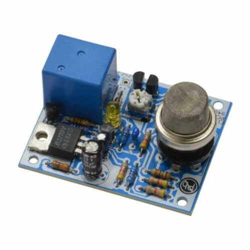 Gas Detector Electronic Project Kits and Modules | Quasar Electronics