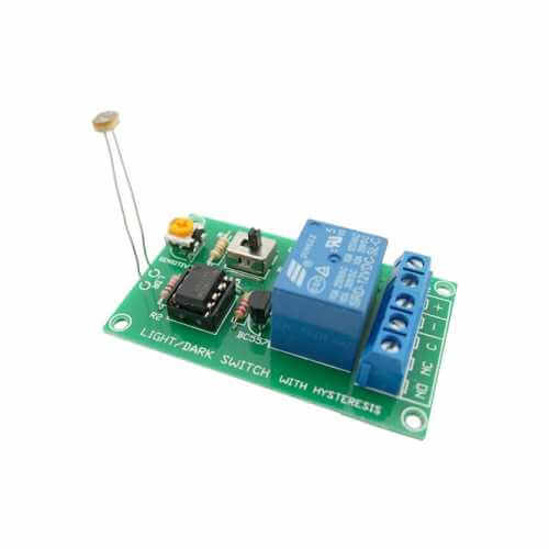 Light Sensor Detector Electronic Project Kits Modules | Quasar
