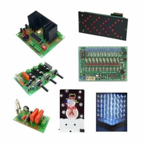 Light Effect Electronic Project Kits Modules | Quasar Electronics