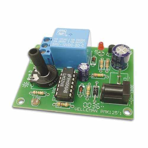 Light Activated Switch Electronic Project Kits Modules | Quasar