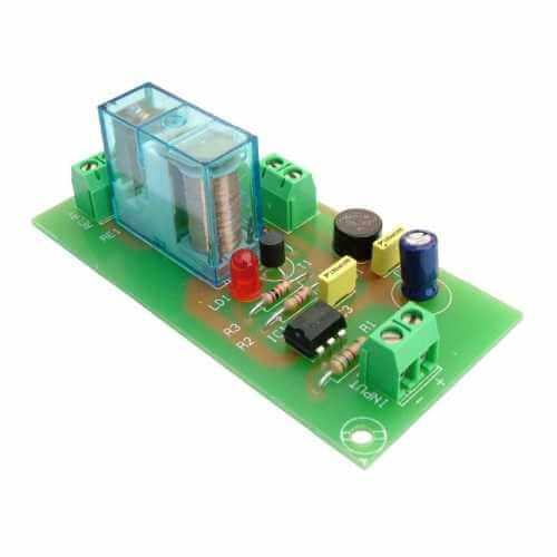 Logic Activated Relay Board Electronic Project Kits Modules | Quasar