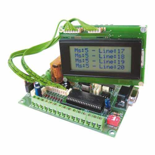 Electronic Message Display Board Kits Modules | Quasar