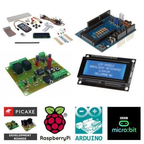 Microcontroller Project Electronic Project Kits Modules | Quasar