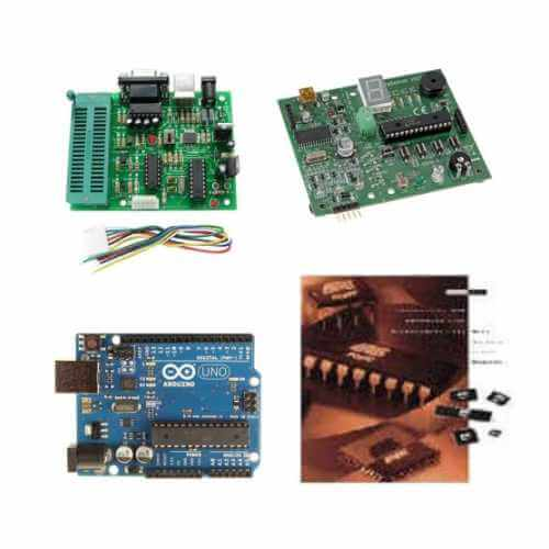 Microcontroller Tool Electronic Project Kits and Modules | Quasar
