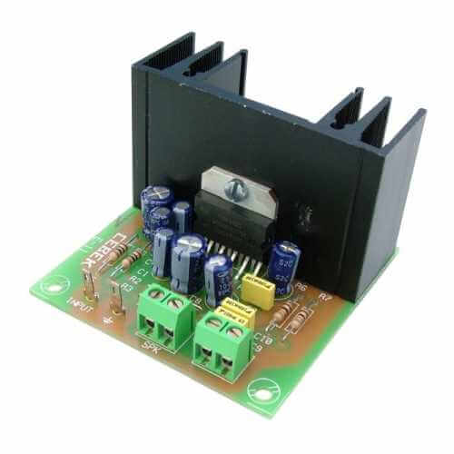 Mono Audio Amplifier Board Electronic Project Kit Module