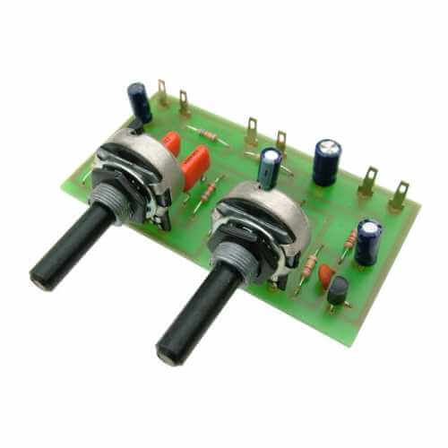 Mono Preamplifier General Purpose Project Kits Modules | Quasar