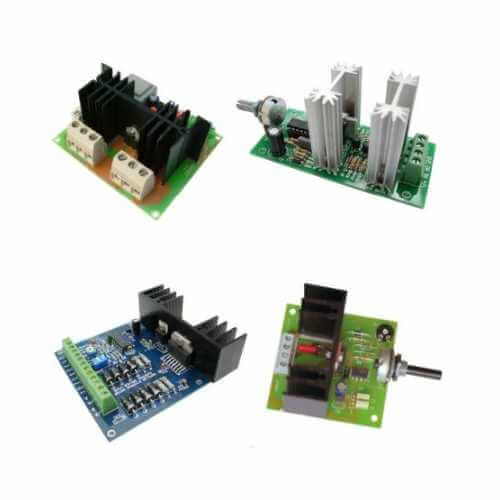 Motor Controller & Driver Kits