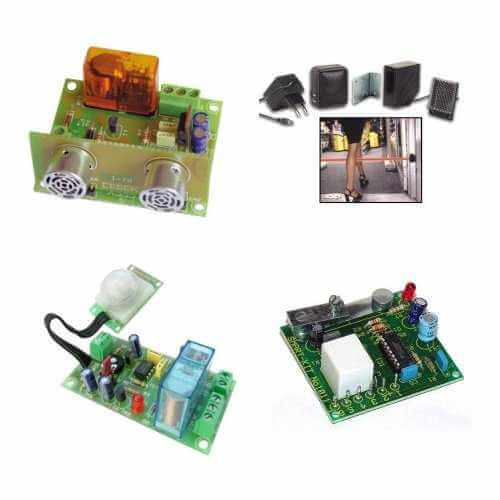 Movement Sensor Electronic Project Kits Modules | Quasar