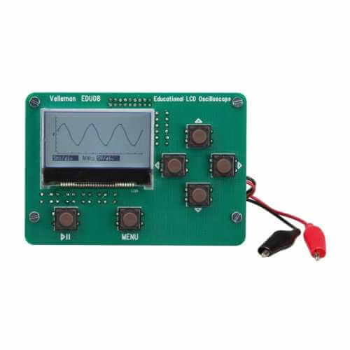 Oscilloscope Electronic Project Kits Modules | Quasar Electronics